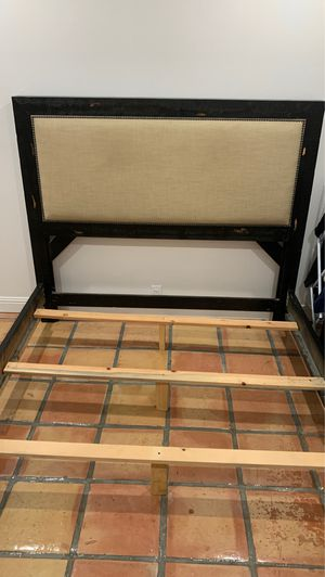 Queen bed frame for Sale in Dana Point, CA