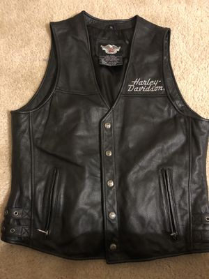 Harley Davidson Vest for Sale in Roswell, GA