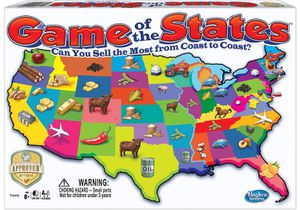 New UNOPENED-Game of States board game for Sale in Kirkland, WA