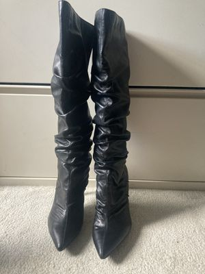 Leather Boots Carlos Santana 9M for Sale in Takoma Park, MD