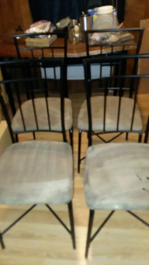 Cushioned kitchen chairs for Sale in Lewisburg, TN