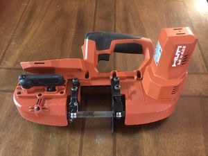 Hilti SB 4-A22 cordless band saw (tool only) for Sale in San Antonio, TX