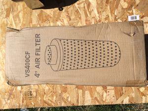 """4"""""""" air fan filter for Sale in Wenatchee, WA"""