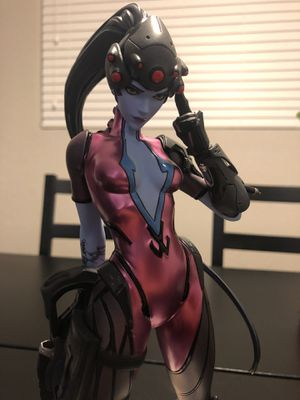 Widowmaker statue overwatch collectible for Sale in Houston, TX