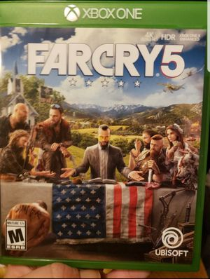 Far Cry 5 XBOX One for Sale in Phoenix, AZ