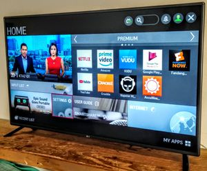 "SMART TV LG 55"" 4K LED ThinQ W/ webOS DIGITAL FULL HD 2160p ( Negotiable ) for Sale in Phoenix, AZ"