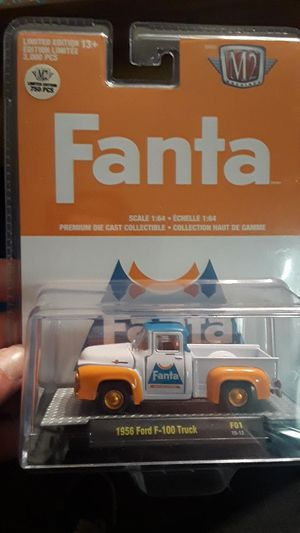 """M2 Fanta 56 Ford F100 """"CHASE"""" for Sale in Riverside, CA"""