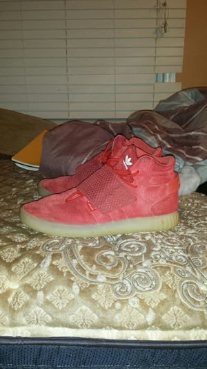 Adidas tubulars size 10.5 for Sale in Raleigh, NC