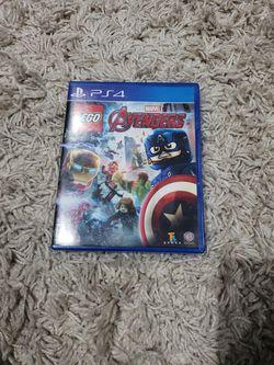 Lego Avengers PS4 Game for Sale in Harrisonburg,  VA