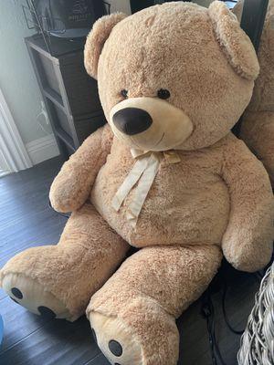 Big teddy bear for Sale in E RNCHO DMNGZ, CA