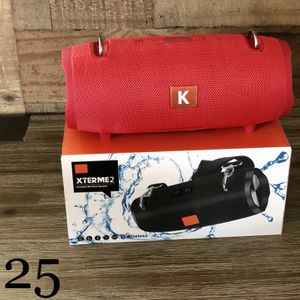 Bluetooth Wireless Rechargeable Speaker KEUS for Sale in Pico Rivera, CA