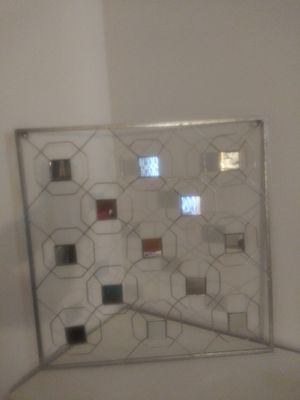 Wall decor with mirror for Sale in Lake Worth, FL