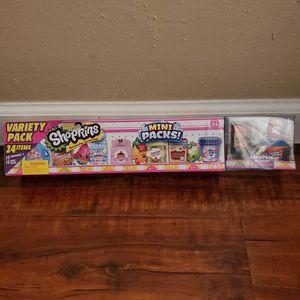 Shopkins Mini Pack for Sale in Pasadena, TX