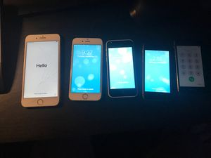 IPHONE 7 PLUS + FREE EXTRAS!!!!!! for Sale in Burien, WA