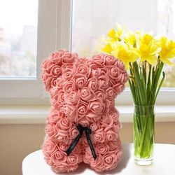 Rose Teddy Bear for Sale in Atwater,  CA