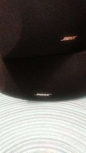 Bose surround sound speakers for Sale in Milpitas, CA