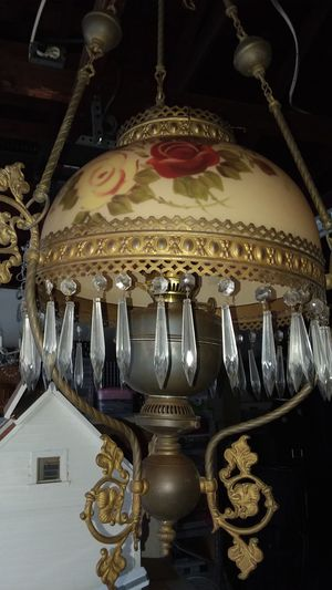 Victorian parlor lamp for Sale in Whittier, CA
