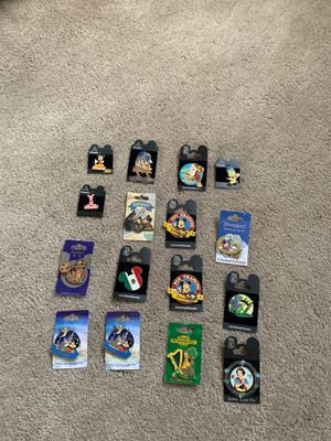Brand new Disney Pins for Sale in San Diego, CA