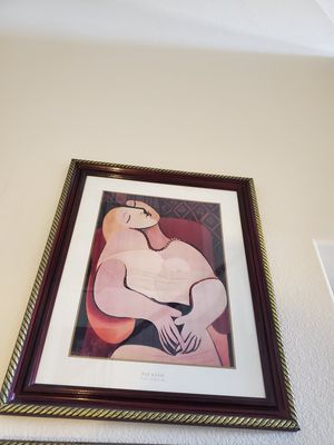 Picasso poster wall art for Sale in Frisco, TX