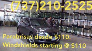 Windshields/Parabrisas for Sale in Austin, TX