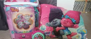 Trolls Bedding Set for Sale in Des Moines, WA