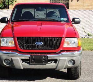 Red 2001 Ford Ranger XLT Clean 4WDWheels for Sale in Hialeah, FL