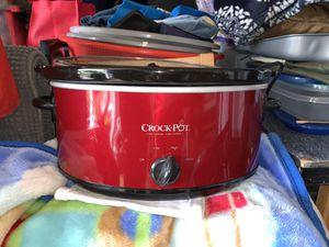 Crock pot for Sale in Woodbridge, VA