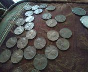 A bunch of pennies all between 1960 -1969.. for Sale in Columbus, MS