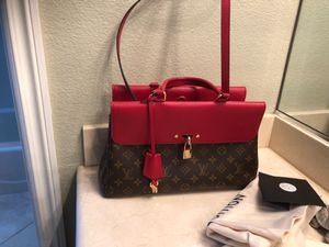 Louis Vuitton canvas monogram and leather bag for Sale in Las Vegas, NV
