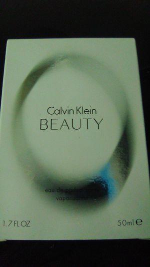 Beauty, Calvin Klein woman's perfume for Sale in Tumwater, WA