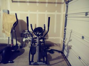 Pro form elliptical for Sale in Fort Worth, TX