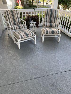 Porch Patio (PVC) Furniture for Sale in Celebration, FL