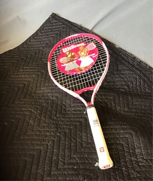 "Wilson titanium tennis racket size 3 7/8 "" for Sale in Corona, CA"