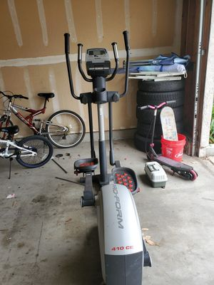 Pro-Form elliptical for Sale in San Diego, CA