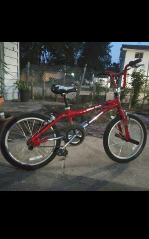 Red mongoose bike obo for Sale in Joliet, IL
