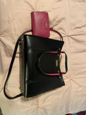 Kate Spade purse with wallet for Sale in Merced, CA