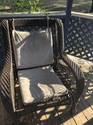 Wicker pool lounger for Sale in Magnolia, TX
