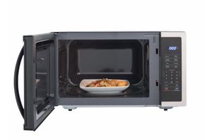 Magic Chef 1.6 cu. ft. Countertop Microwave in Stainless steel with Gray Cavity for Sale in Phoenix, AZ