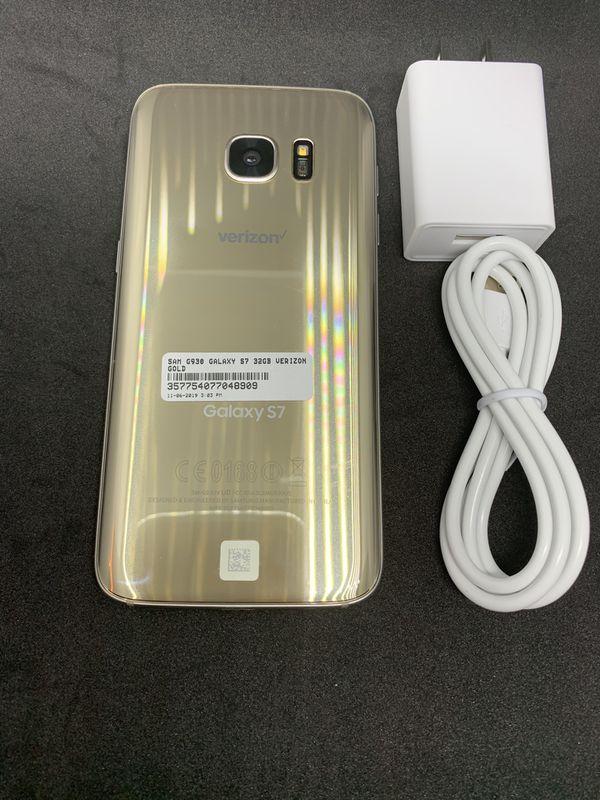 Samsung galaxy s7 Gold UNLOCKED