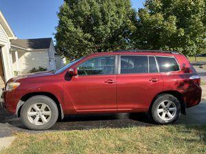 2009 Toyota Highlander for Sale in Blacklick, OH