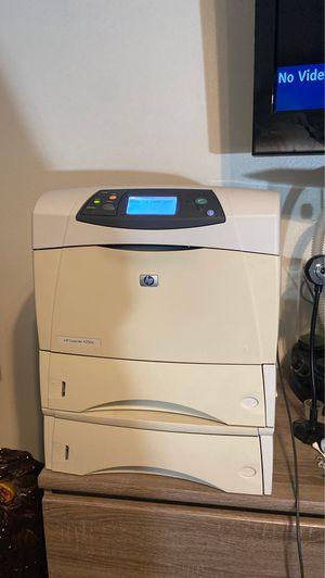 Hp LaserJet 4250n for Sale in Murrieta, CA