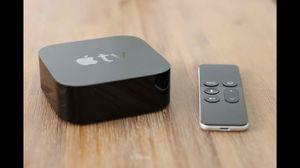 Apple TV (4th Generation) 32GB HD Media Streamer Black for Sale in Los Angeles, CA
