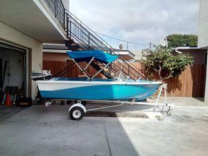 14ft fiberglass boat for Sale in South Gate, CA