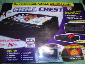 They Lightweight.Foldable.ICE LESS Cooler. for Sale in Norwalk, CT