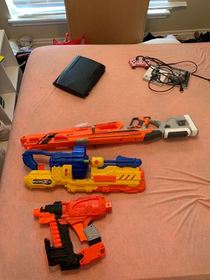 Nerf guns for Sale in Moore, OK