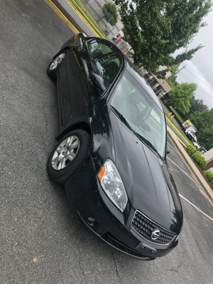 2006 Nissan Altima 2.5S for Sale in Gaithersburg, MD