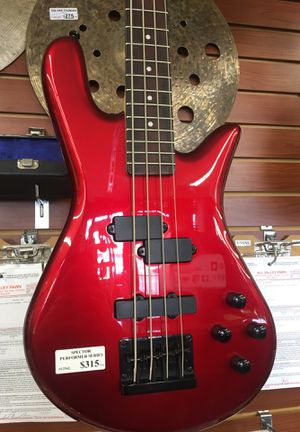 Spector performer series bass electric guitar 4 string for Sale in Los Angeles, CA