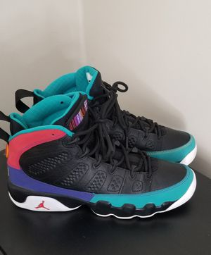 "Jordan 9 Retro ""Dream It Do It"" Size 6Y for Sale in Maple Grove, MN"