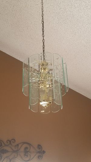 Set of 2 Chandeliers for Sale in Moreno Valley, CA