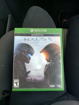 Xbox one halo 5 for Sale in Auburn, WA